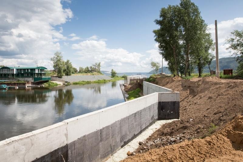 берегоукрепление бетон